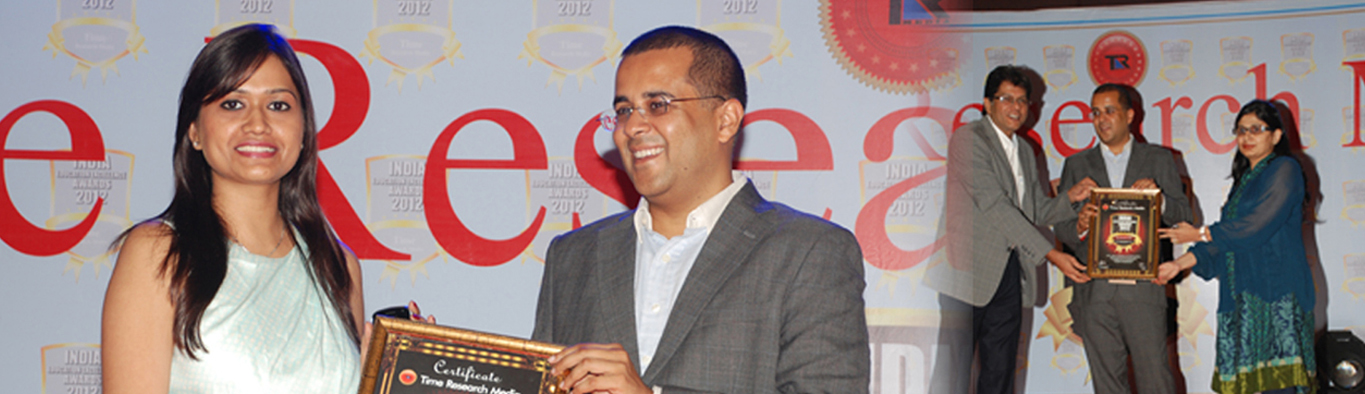 India Education Excellence 2012 Award