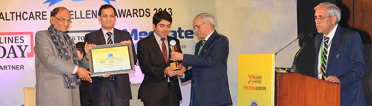 Healthcare 2013 Award