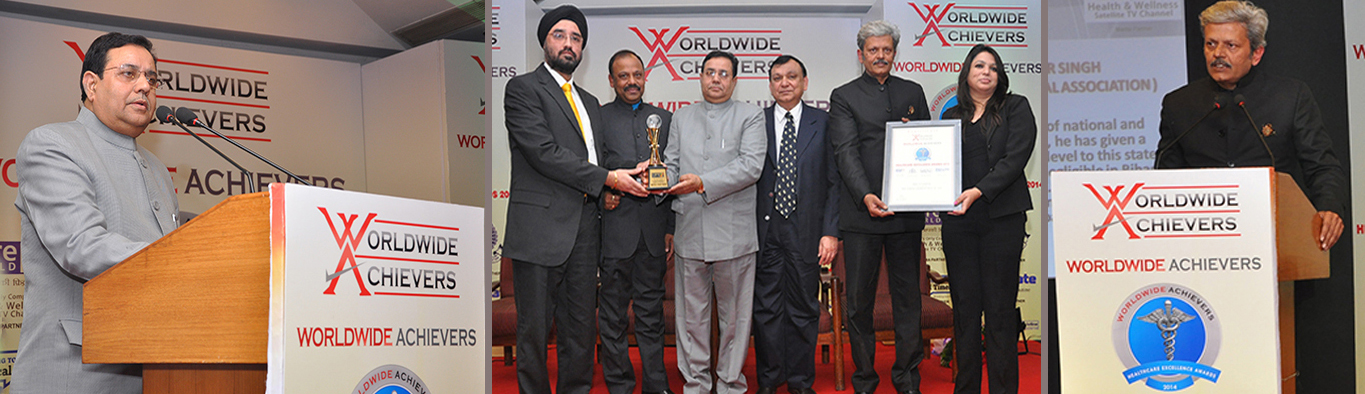 World Healthcare Excellence Award
